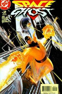Space Ghost (Comic book) #2