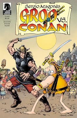 Groo vs. Conan (2014) (Grapa) #1