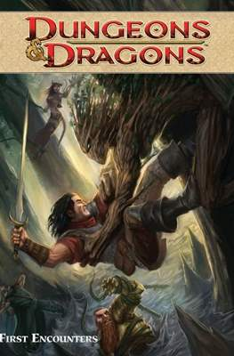 Dungeons & Dragons (Softcover) #2