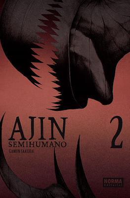 Ajin: Semihumano (Rústica con sobrecubierta) #2