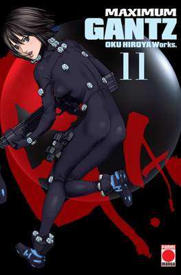 Maximum Gantz #11