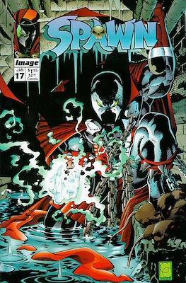 Spawn (Comic Book) #17