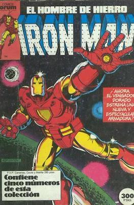 Iron Man. El Hombre de Hierro. Vol. 1 (Rústica retapado 180 pp) #1