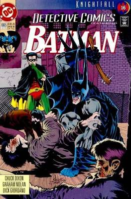 Detective Comics Vol. 1 (1937-2011; 2016-) (Comic Book) #665