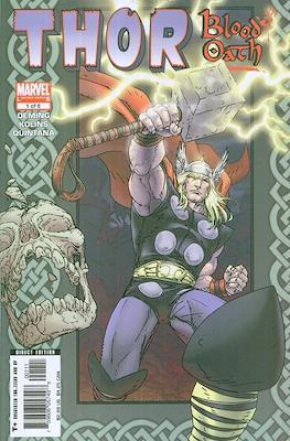 Thor: Blood Oath (2005) (Comic Book) #1