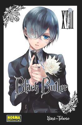Black Butler (Rústica con sobrecubierta) #18