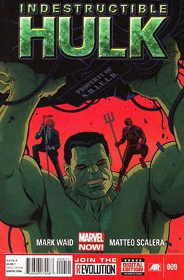 Indestructible Hulk (Comic Book) #9