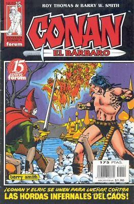 Conan el Bárbaro (1998-2001) (Grapa 24 pp) #15