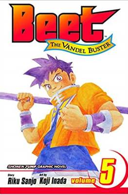 Beet the Vandel Buster (Softcover) #5