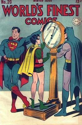 World's Finest Comics (1941-1986) (Comic Book) #20