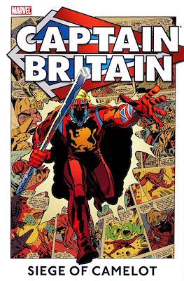 Captain Britain (Hardcover) #2
