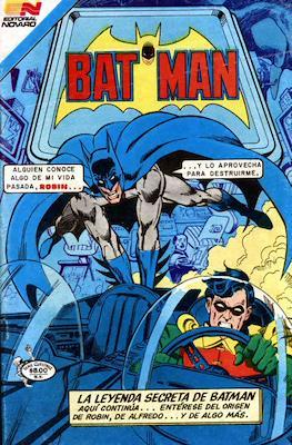 Batman (Grapa. Serie Avestruz) #12