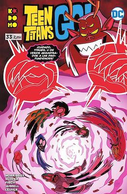 Teen Titans Go! (Grapa) #33