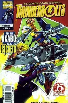Thunderbolts Vol. 1 (1998-2001) (Grapa 24-40 pp) #10