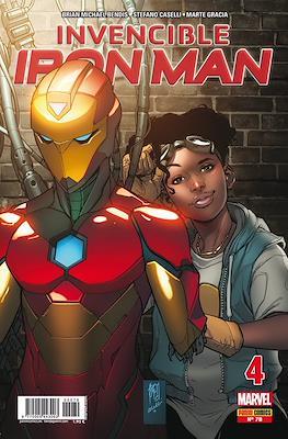 El Invencible Iron Man Vol. 2 (2011-) (Grapa - Rústica) #79