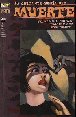 Colección Vértigo (Rústica y cartoné) #108