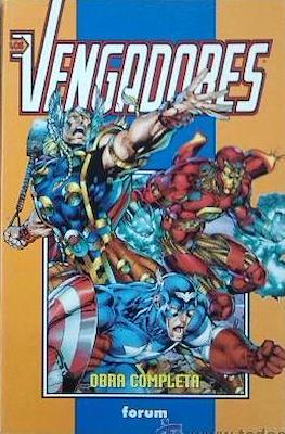 Heroes Reborn: Los Vengadores (Retapado cartoné) #2