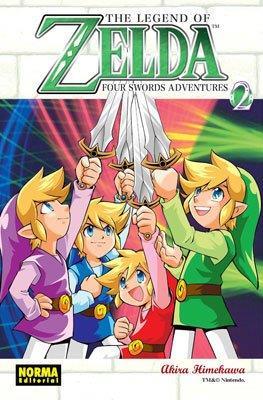 The Legend of Zelda (Rústica con sobrecubierta) #9