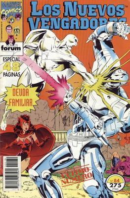 Los Nuevos Vengadores Vol. 1 (1987-1994) (Grapa 32 pp) #84