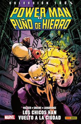 Power Man y Puño de Hierro. 100% Marvel HC (Cartoné 112-128 pp) #1