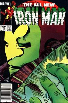 Iron Man Vol. 1 (1968-1996) (Comic book) #179