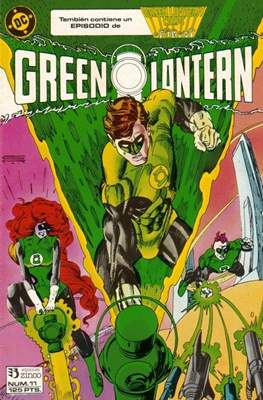 Green Lantern (1986-1987) (Grapa 36-52 pp) #11