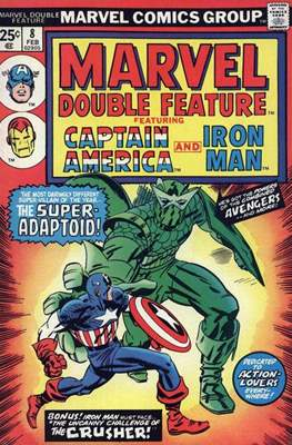 Marvel Double Feature Vol 1 (Grapa, 32 págs. (1973-1977)) #8