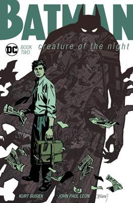 Batman: Creature of the Night (Comic Book) #2