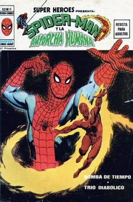 Super Héroes Vol. 2 #9