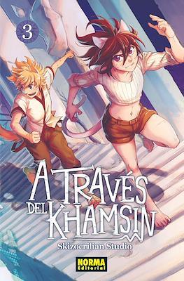 A través del Khamsin (Rústica con sobrecubierta) #3