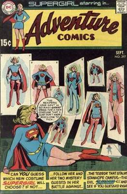 New Comics / New Adventure Comics / Adventure Comics (1935-1983 ; 2009-2011) (Comic Book) #397