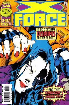 X-Force Vol. 1 (1991-2002) (Comic Book) #62