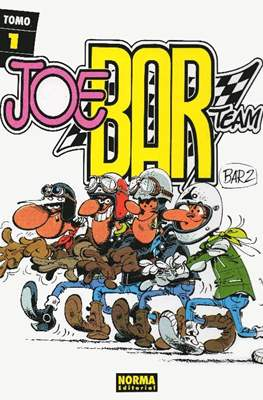 Joe Bar Team #1.2