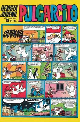 Pulgarcito (1946-1981 5ª y 6ª época) #2035
