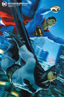 Batman / Superman (2019 -Variant Cover) (Comic Book) #9