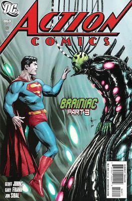 Action Comics Vol. 1 (1938-2011; 2016-) (Comic Book) #868