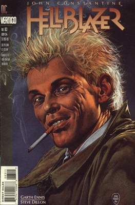 Hellblazer (Comic Book) #83