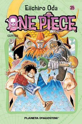 One Piece (Rústica con sobrecubierta) #35