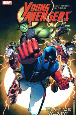 Young Avengers - The Complete Collection