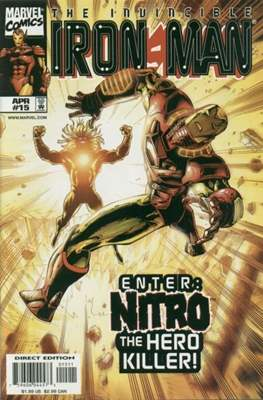 Iron Man Vol. 3 (1998-2004) #15