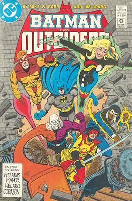 Batman y los Outsiders (Grapa) #6