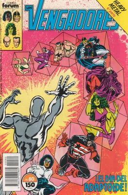 Los Vengadores Vol. 1 (1983-1994) (Grapa) #80