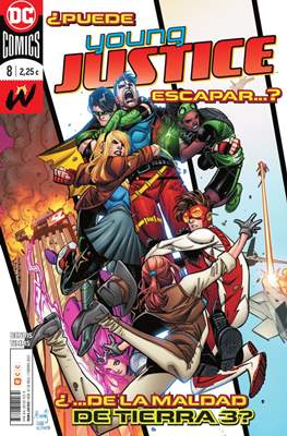 Young Justice (2019-) (Grapa 32 pp) #8