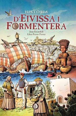 Història d'Eivissa i Formentera (Rústica 64 pp) #