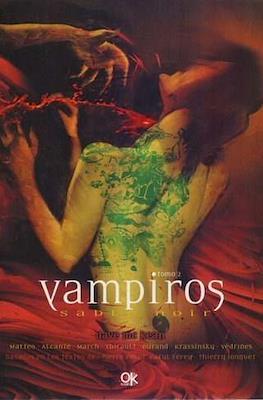 Vampiros sable noir (Rústica) #2