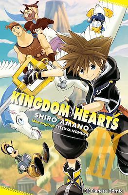 Kingdom Hearts III (Rústica) #1
