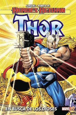 Heroes Return. El Poderoso Thor (Cartoné) #1