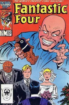 Fantastic Four Vol. 1 (1961-1996) (saddle-stitched) #300