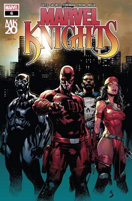 Marvel Knights 20th (Comic Book) #6