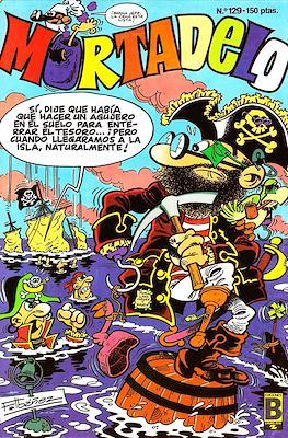 Mortadelo (1987-1991) (Grapa) #129